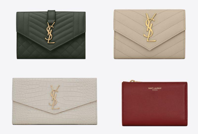 おぐブログのイヴサンローラン財布