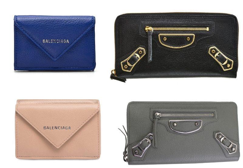 おぐブログのバレンシアガ財布