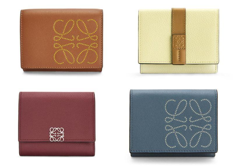 おぐブログのロエベ財布